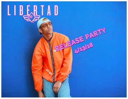 Libertad + Wingit Hatline Release Party