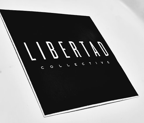 Libertad Sticker