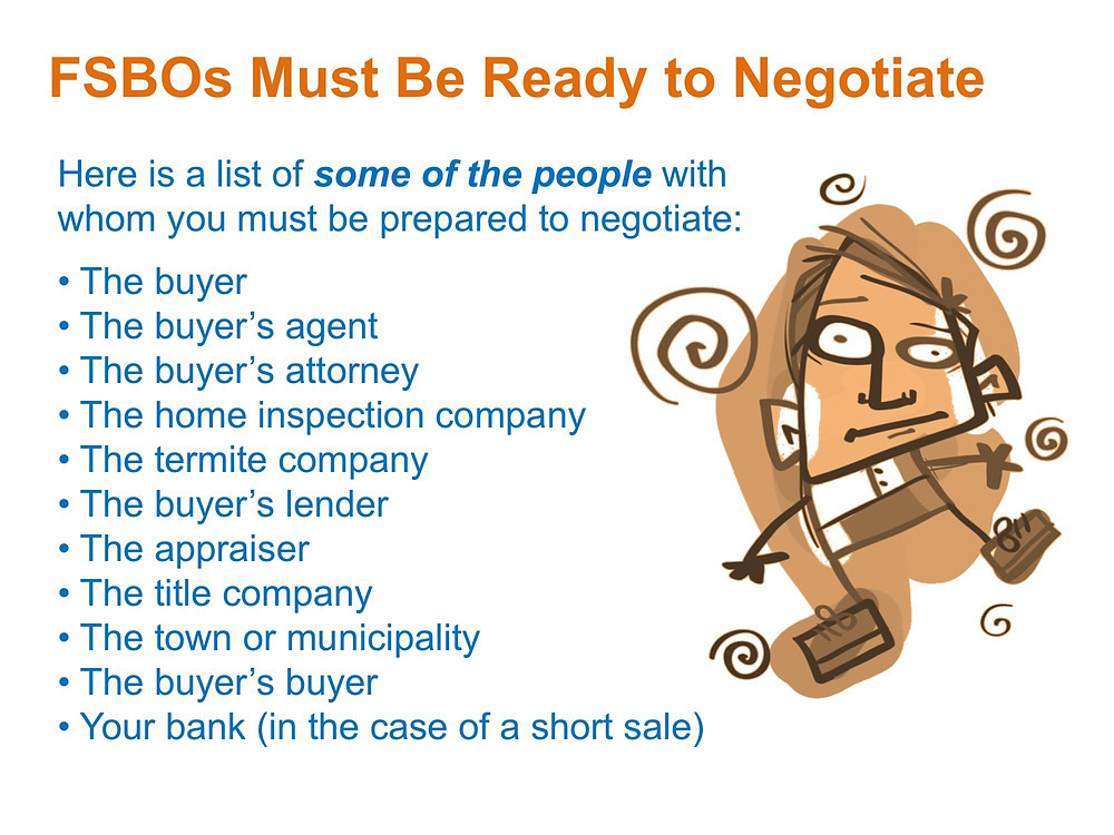 Selling a home requires expert negotiating skills....