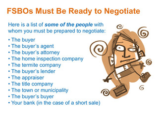 Selling a home without a Realtor?