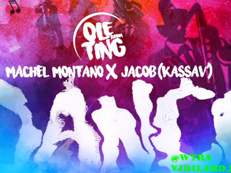 Machel Montano x Jacob – Dancè