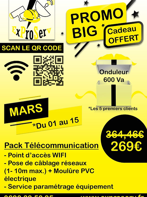 Pack Télécommunication