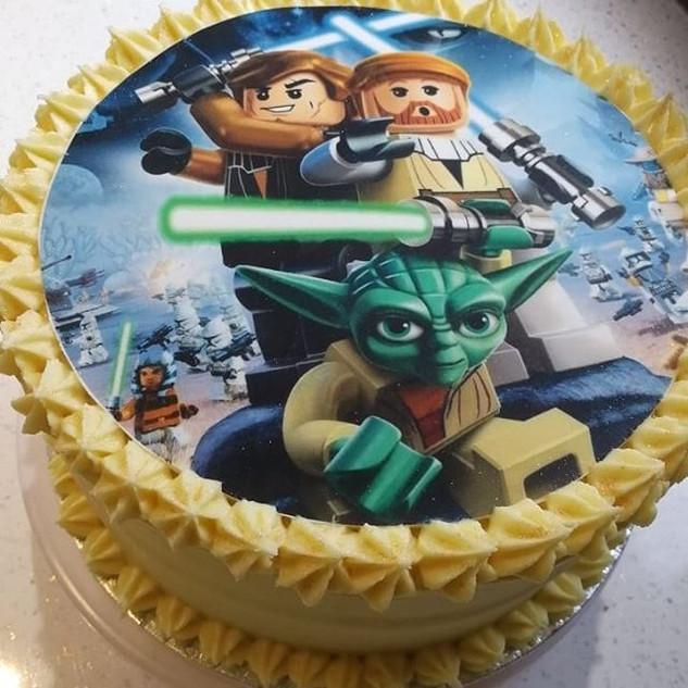 DAIRY FREE BIRTHDAY CAKE!!! A beautiful