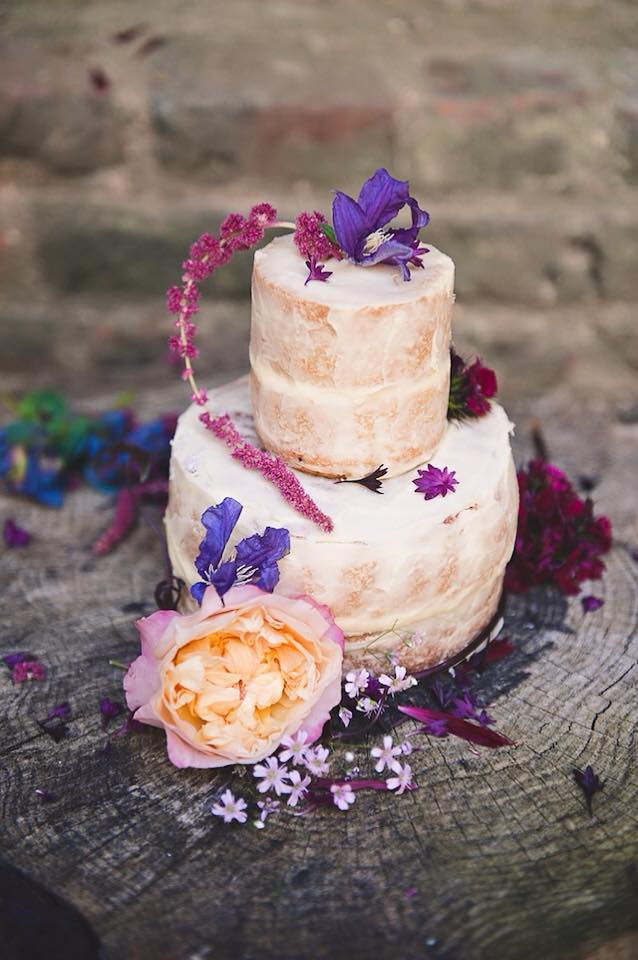 Boozy Bakers Wedding Cake