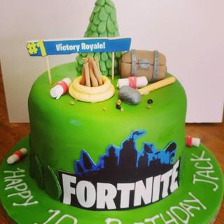Fortnite Cake!  #fortnitecake #fortnite
