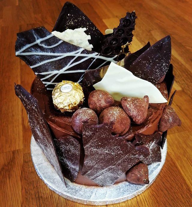Chocolate Explosion Cake A Beautiful