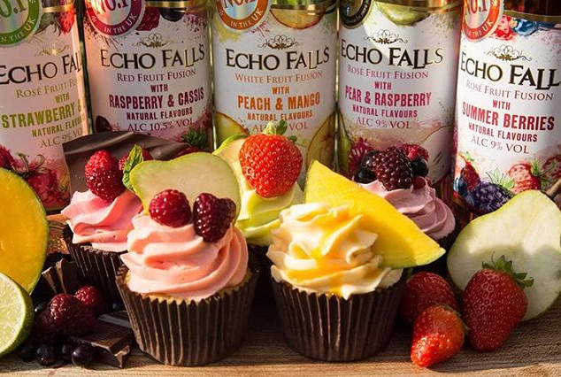 Take a look at the Boozy Cupcakes we mad