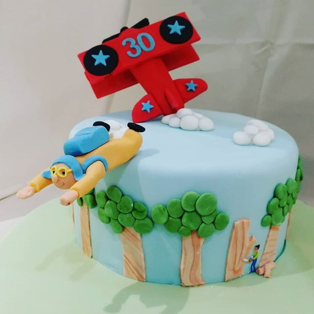 One of my favourite cakes to make! #skyd