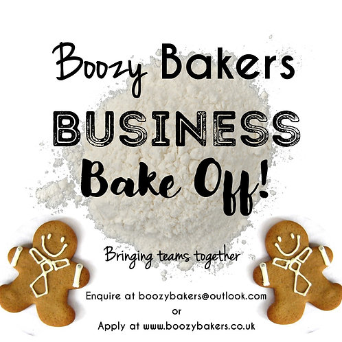 The Business Bake Off!