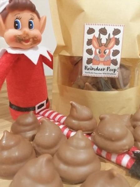 Reindeer Poop Marshmallows!