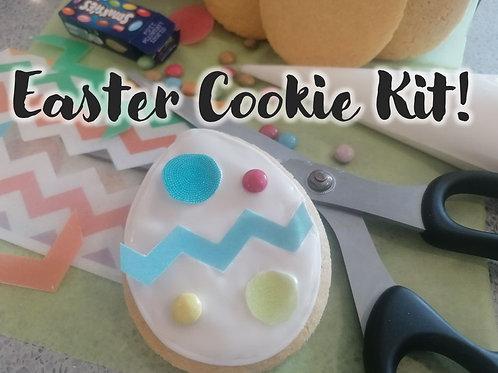 Easter Cookie Kit