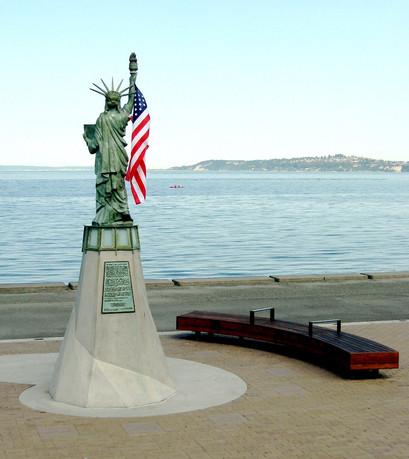 Remembering the Alki Beach 9/11 Memorial