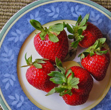 Strawberries and The Clan Fraser