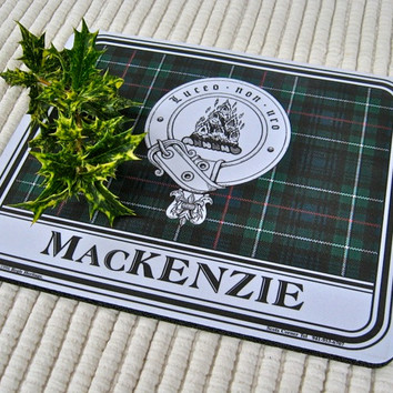 Variegated Holly: Plant Badge of the Clan MacKenzie