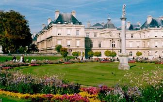 Le Jardin Luxembourg - Paris
