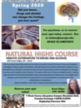 Naropa Natural Highs Class Spring 2020.j