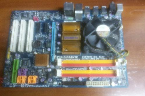 Материнская плата GIGABYTE GA-EP35-DS3 (socket  LGA 775)