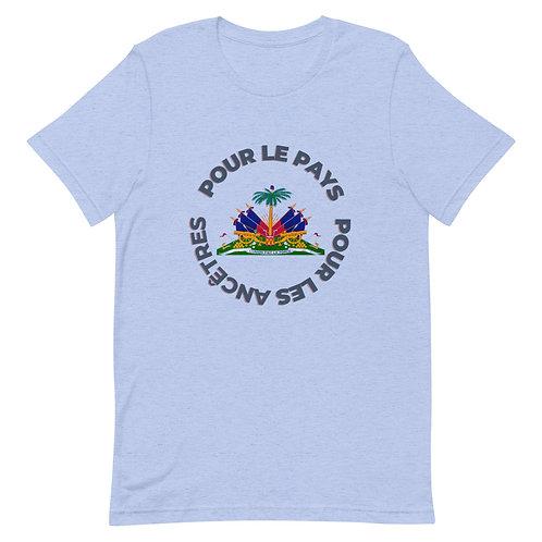 Pour Les Pay Short-Sleeve Unisex T-Shirt