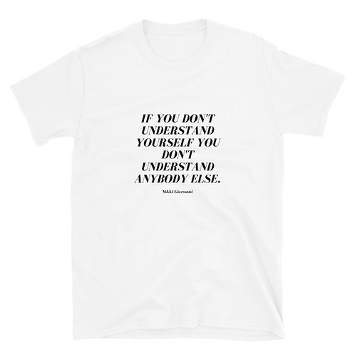Self Love Short-Sleeve Unisex T-Shirt