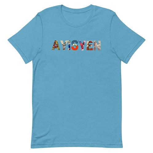Ayisyen Short-Sleeve Unisex T-Shirt