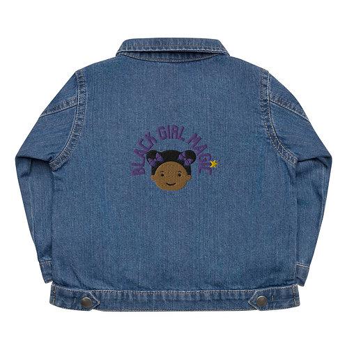 Black Girl Magic Baby & Toddler Organic Jacket