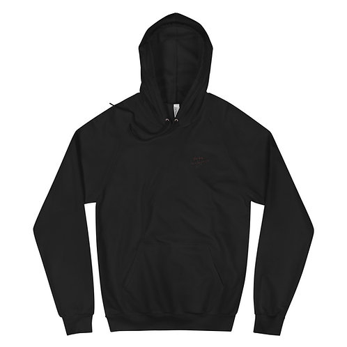 Embroidered Sons & Daughters Logo Fleece Hoodie