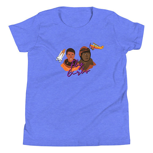 The Original Fly Girls Youth Short Sleeve T-Shirt