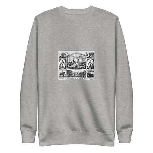 Robert B. Elliot Unisex Fleece Pullover