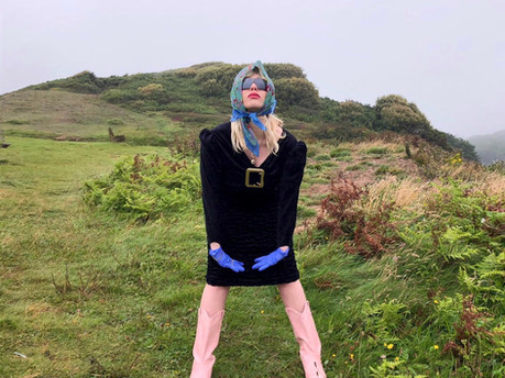 Emily Yelverton, an Emerging Stylist and Art Director on EXPOSED.