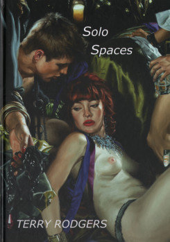 Terry Rodgers - Solo Spaces SIGNED