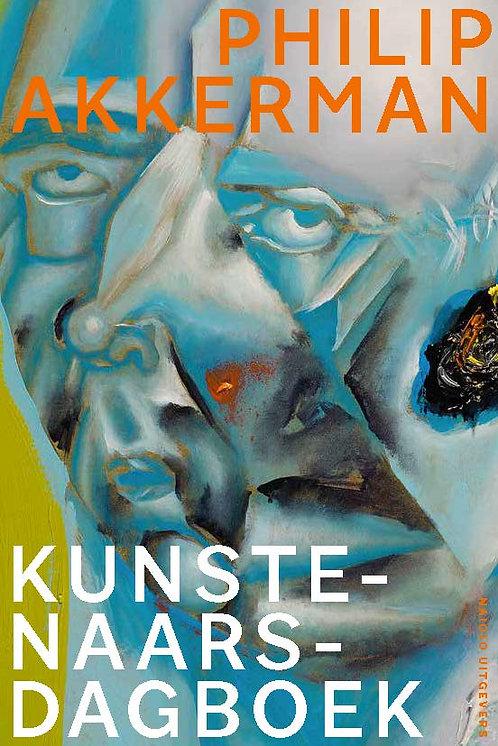 Philip Akkerman -  Kunstenaarsdagboek