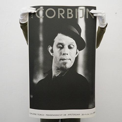 Anton Corbijn - Tom Waits poster