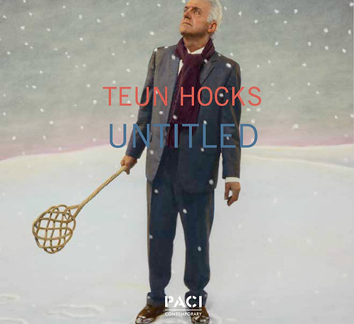 Teun Hocks - Untitled SIGNED