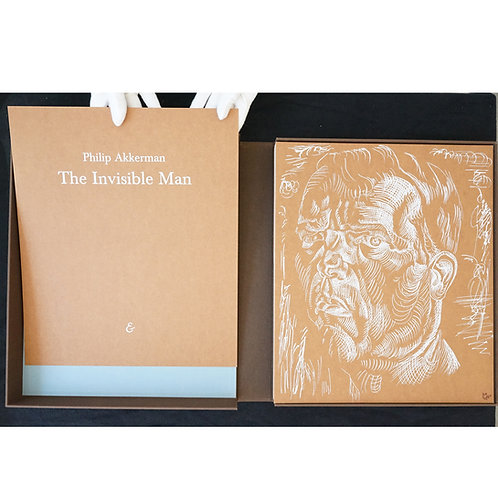 Philip Akkerman - The Invisible Man
