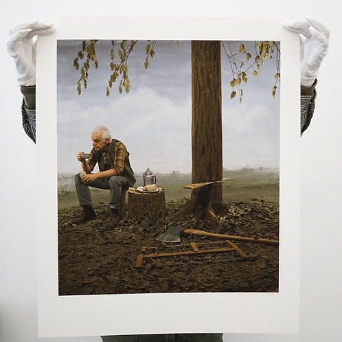Teun Hocks - Lumberjack Lunch, 2015