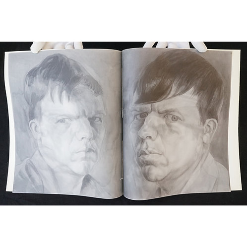 Philip Akkerman - 12 Self-Portraits