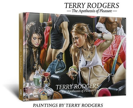 Terry Rodgers - The Apotheosis of Pleasure SIGNED