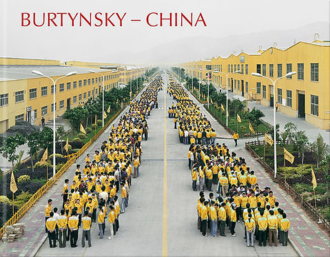 Edward Burtynsky - China