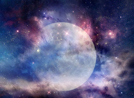 Full Super Moon in Virgo February 19th 2019: You Passed The White Glove Test.
