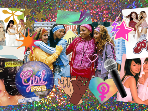 "Girl Power International: The Recording History of the Cheetah Girls Classic ""Cinderella"""