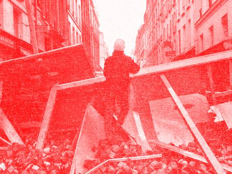 frança, maio de 1968: proposições preliminares por uma revolução cultural