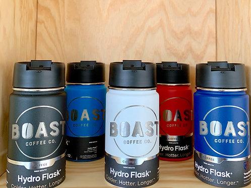 Insulated Coffee Flask - 12 oz HydroFlask
