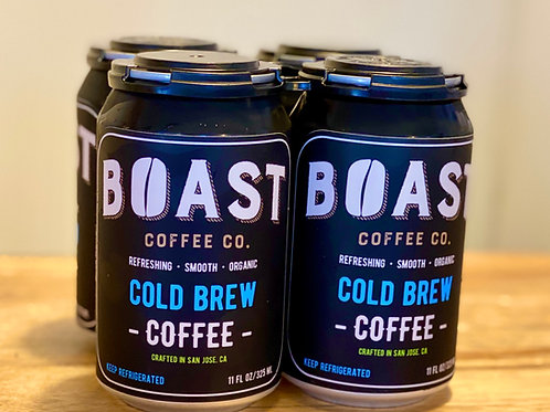 Original Cold Brew - Can/4 Pack