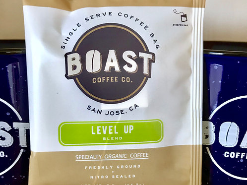 Level Up - Single Serve Coffee