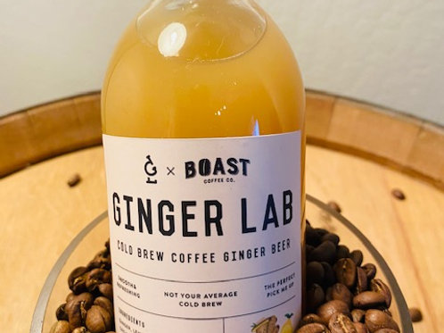 Cold Brew Coffee Ginger Beer