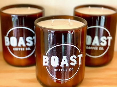 Boast Coffee Candle