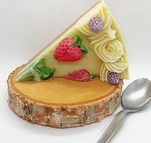 Lady Cake - tarte aux fraises