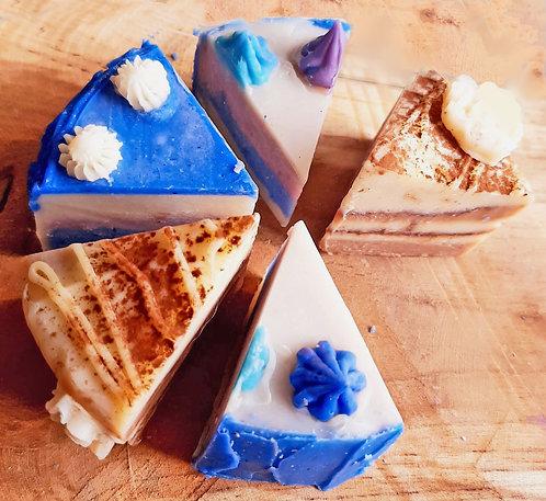 petits gâteaux individuel