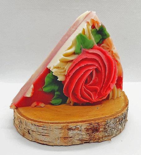 Lady cake - gâteau de roses