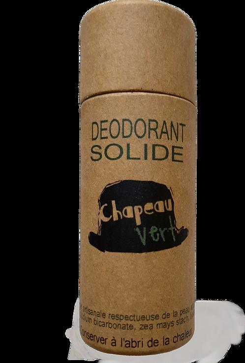 déodorant solide - prêt à l'emploi